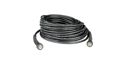 Basis high-pressure hose for modular poles